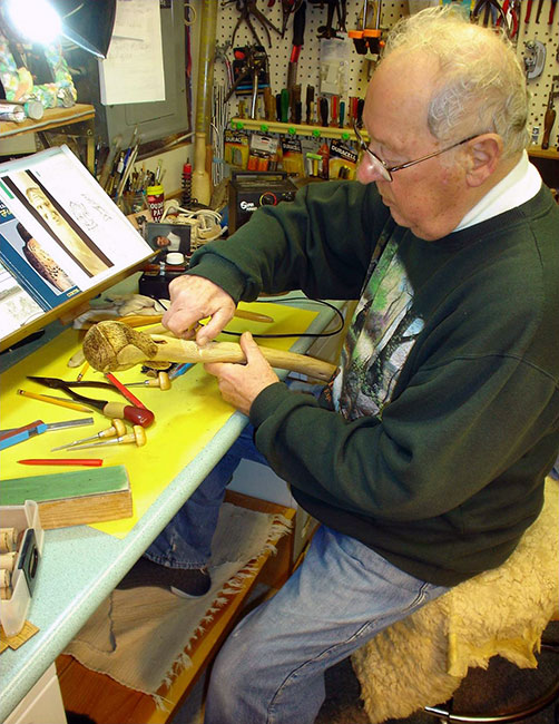 Wood Carving Club And Chapter News