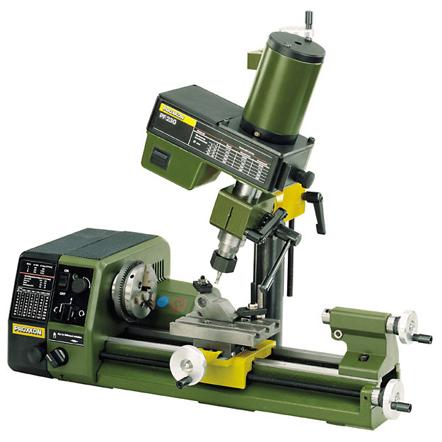 Proxxon Lathes & Other Bench Tools