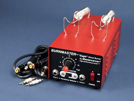 Burnmaster Hawk Woodburning Set